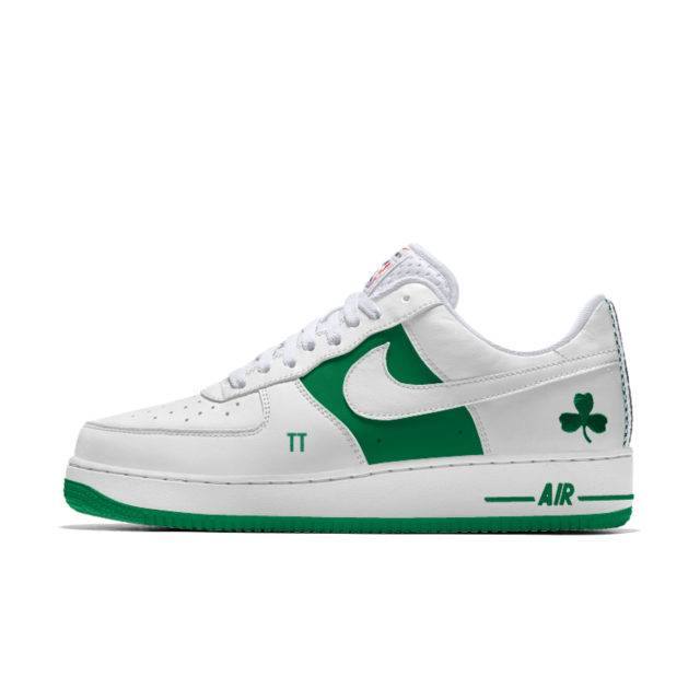 The Nike Air Force 1 Premium iD Shoe in 2019 | Shoes