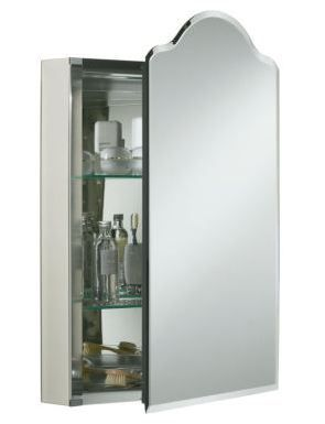 Vintage Style Mirrored Medicine Cabinet From Kohler