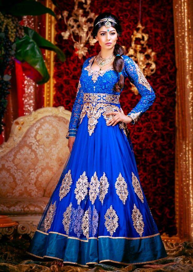 Vestido de noche hindu