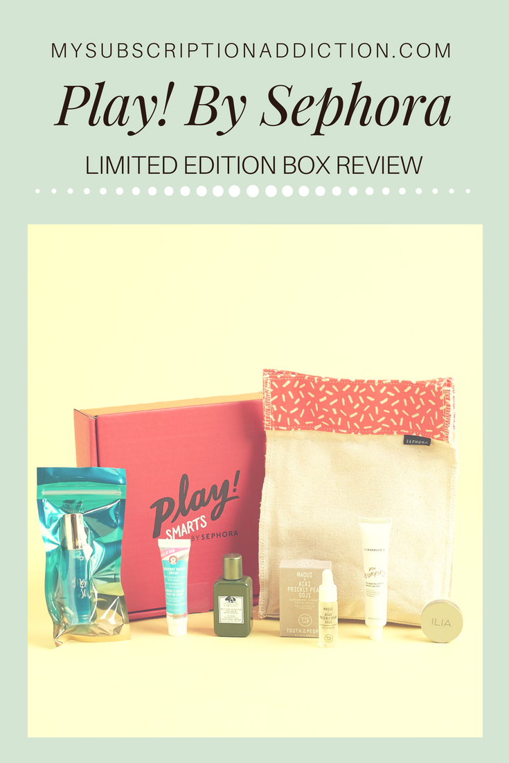 Sephora Subscription Box Reviews: Sephora, Makeup Subscription