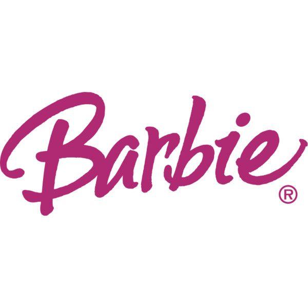 datei barbie logo 2008 svg wikipedia liked on polyvore oh rh pinterest com mattel barbie logo font ken barbie logo font