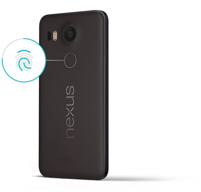 [Video] Fingerprint unlocking tested on the Nexus 5X