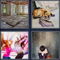 4 pics 1 word 9 letters abandoned 4 pics 1 word game pinterest 4 pics 1 word 9 letters abandoned expocarfo Images