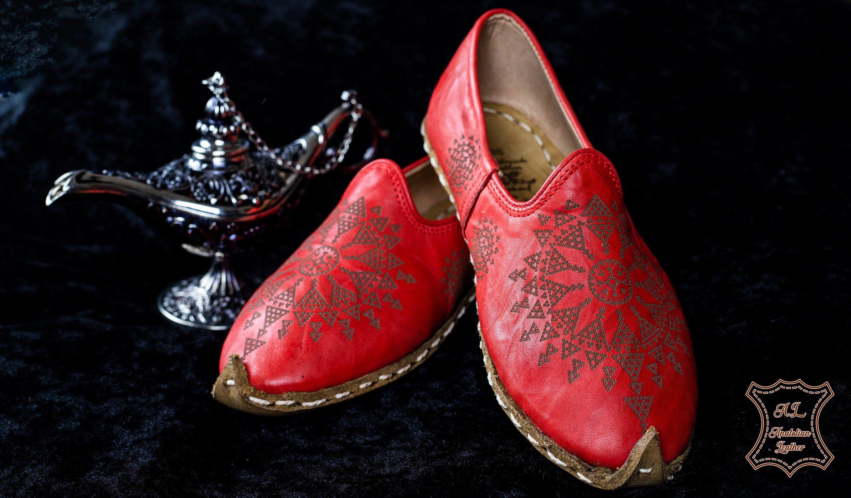 Turkish Genuine Leather Handmade Women Yemeni Shoes Natural Etsy Leather Handmade Genuine Leather Leather