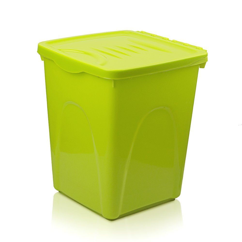 Petphabet THE BEST Airtight Pet Food Storage Container With Wheels, Up To  15 Pounds Storage