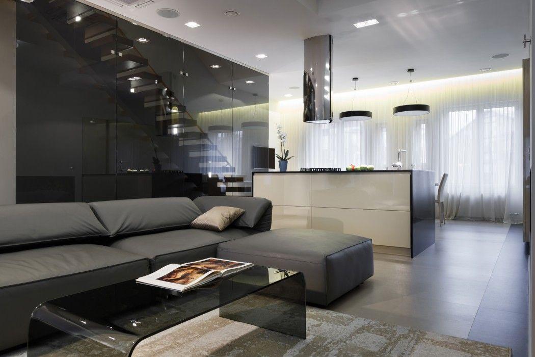 Apartment in Saint-Petersburg by Mudrogelenko Design