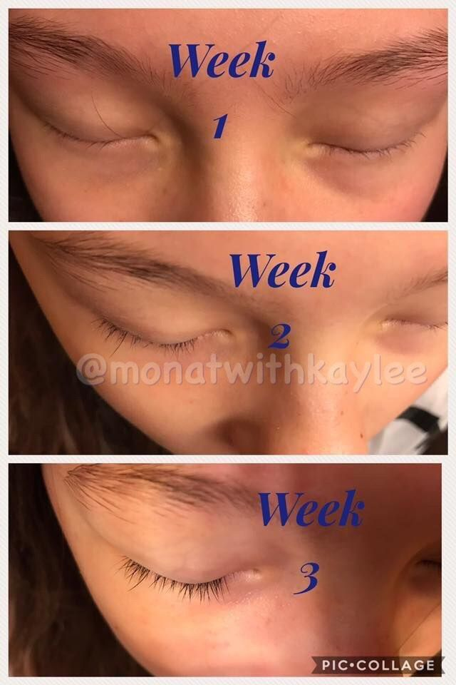 edf9552710a Monat Eye wonder lash and brow serum. Grow your lashes longer and thicker  within 30 days!! @monatwithkaylee