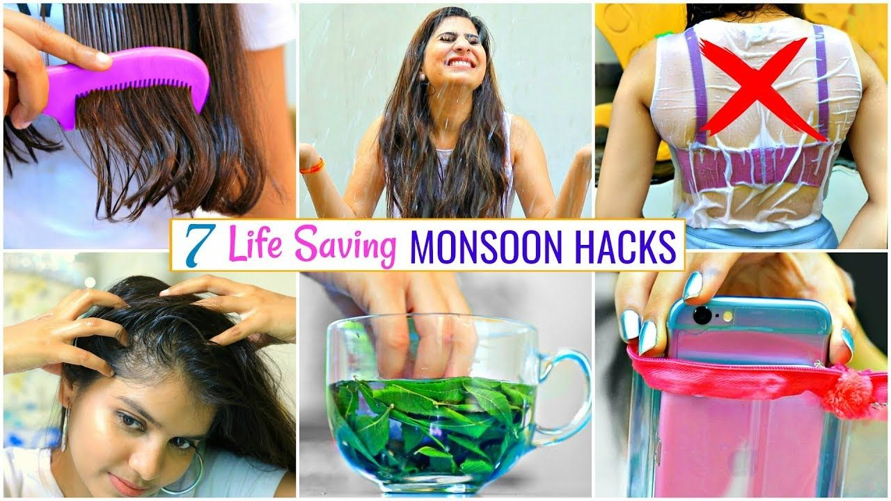 7 Life Saving Monsoon Hacks You Must Know Hacks Diy Clothes