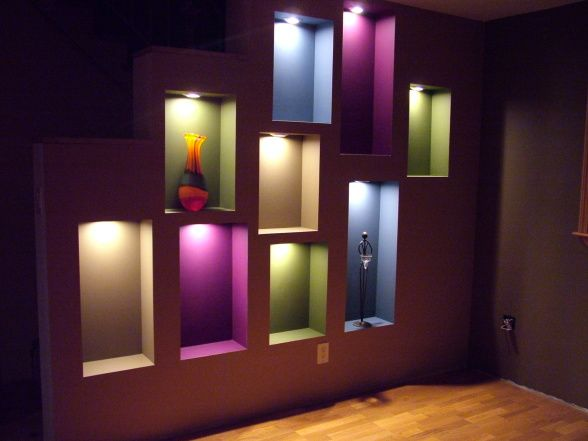 Niches Are The Smallest Parts Of The Room And Usually