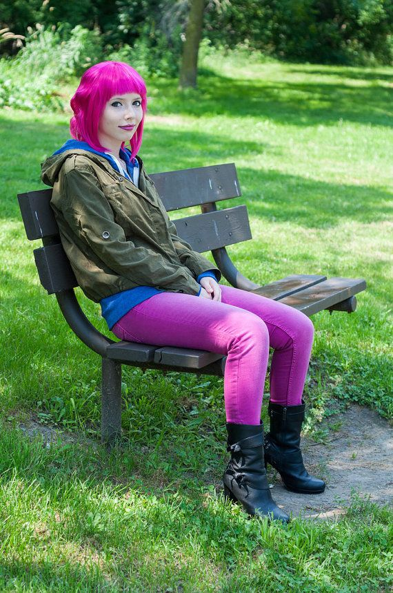 Ramona Flowers (her hair, omygod) Scott Pilgrim vs. the ...