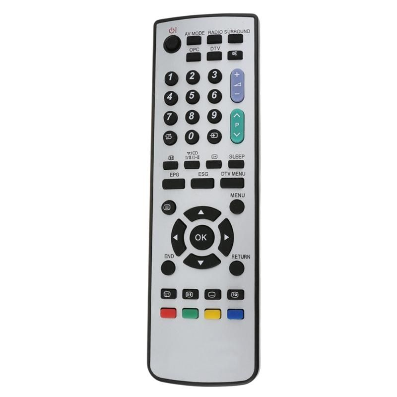 Alloyseed portable remote control replacement for sharp