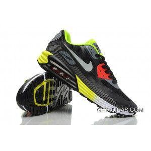 Nike Air Max Lunar90 3.0 Black Anthracite Volt