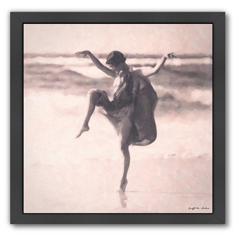 "Americanflat ""Annie Duncan Ii Genthe"" Framed Wall Art, Multicolor"