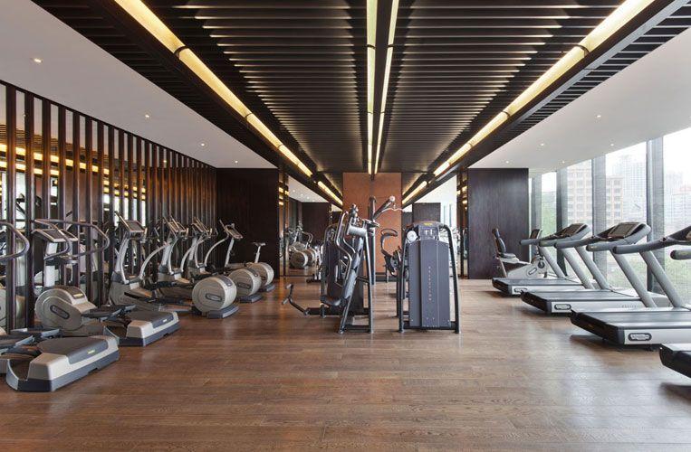 Gym Puli Shanghai Gym Room Home Gym Design Home Gym Decor