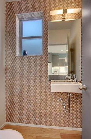 12 Unusual Wall Covering Options Bathroom Wall Coverings Bathroom Wall Panels Bathroom Wall Tile