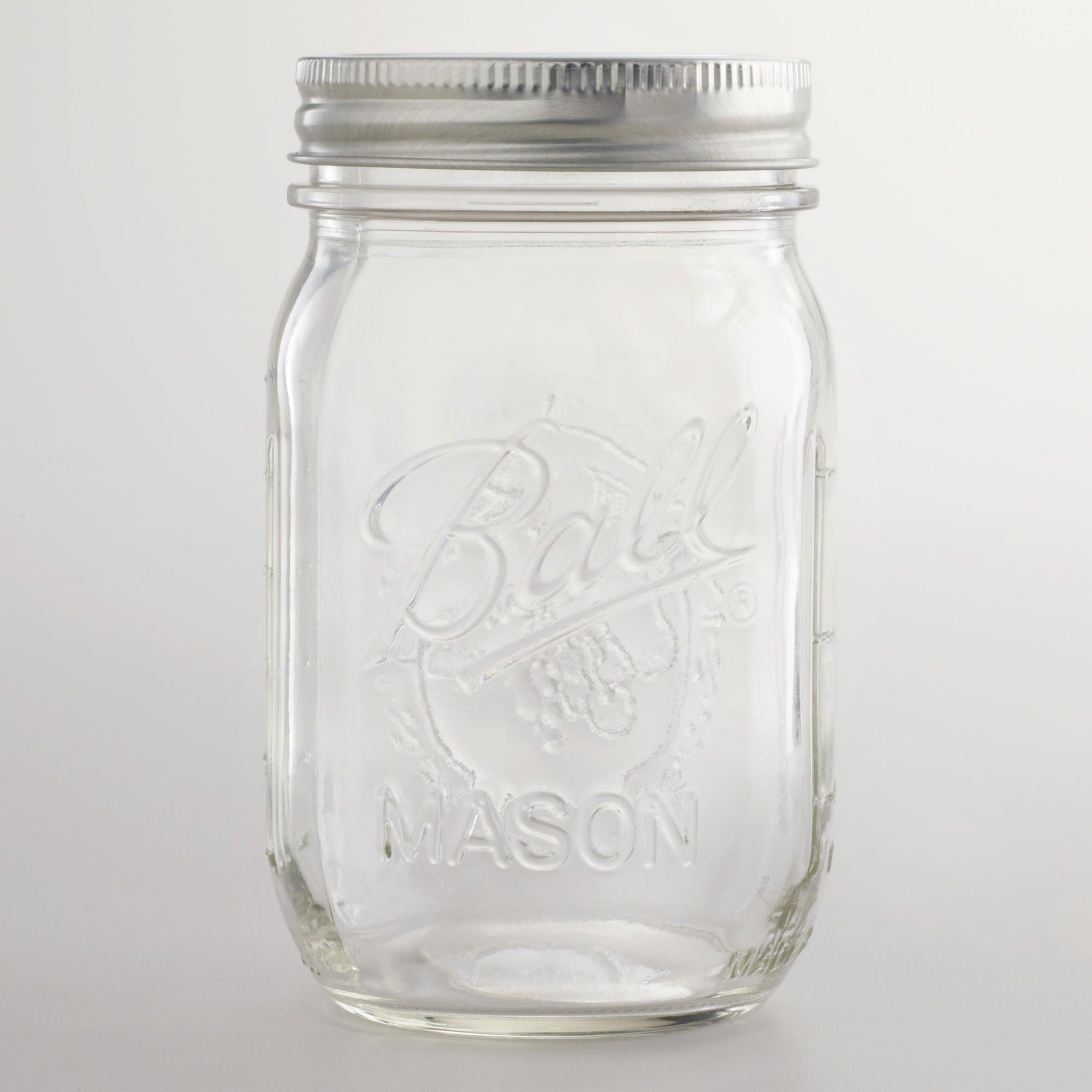 Half Gallon Mason Jar Butler Lantern Colonial Tin Works