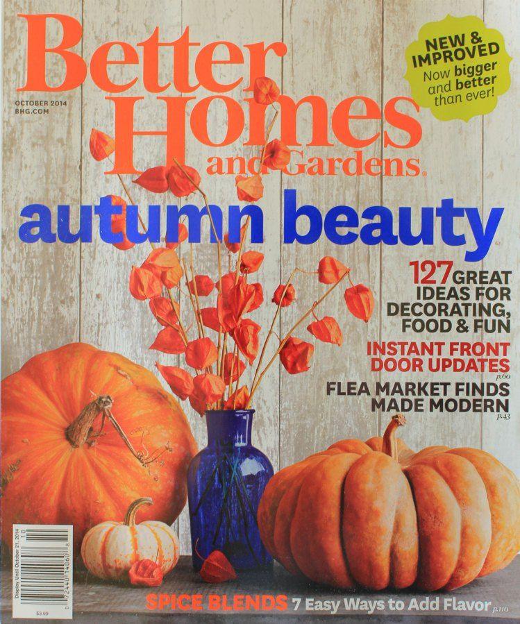 d97f9d4473bdf44e3cc5ede5a16044cd - Better Homes And Gardens Fall Decorating Magazine