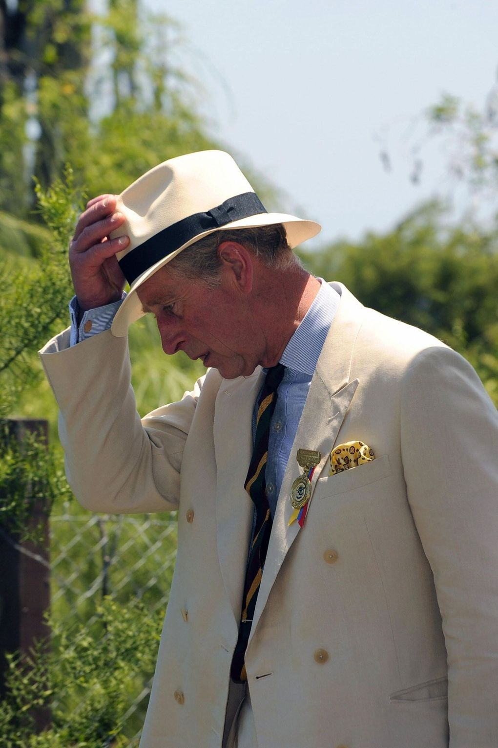 Prince charles the true guardian of traditional british menswear