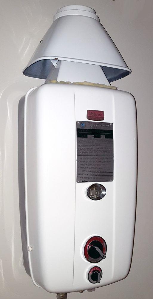 Paloma Tankless Water Heater : paloma, tankless, water, heater, PALOMA, TANKLESS, WATER, HEATER, PH-12M-DP, MOUNT, VINTAGE, UNUSED, Tankless, Water, Heater, Heater,