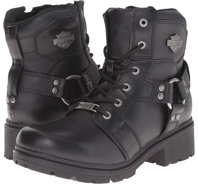 76629ad18a68 Harley-Davidson Jocelyn Women s Lace-up Boots