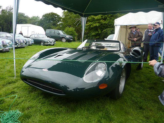 Jaguar XK13 (LeMans)   Flickr - Photo Sharing!