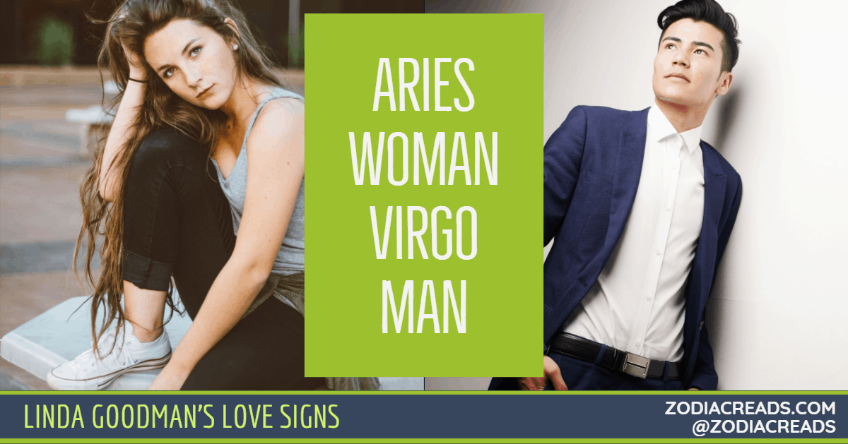 Aries Woman And Virgo Man Love Compatibility - Linda -2436