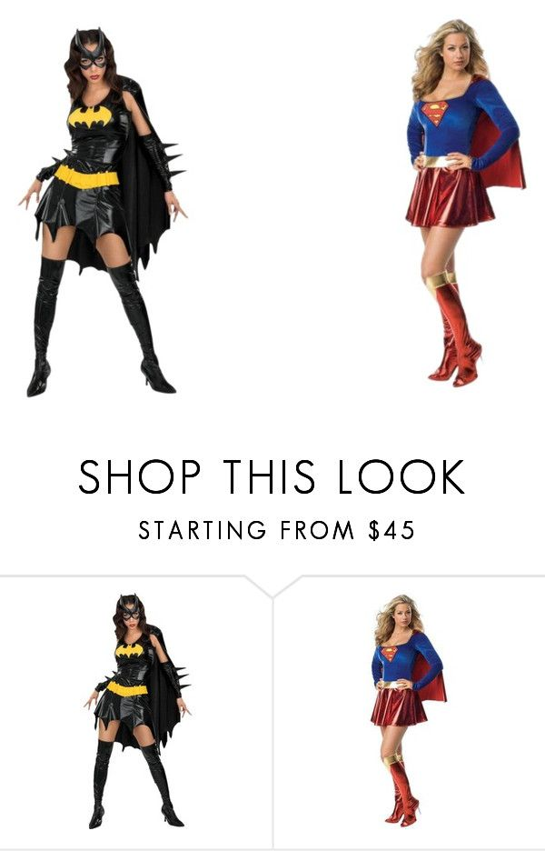 """Untitled #37"" by martinezcc on Polyvore featuring Rubie's Costume Co. and Buy Seasons"