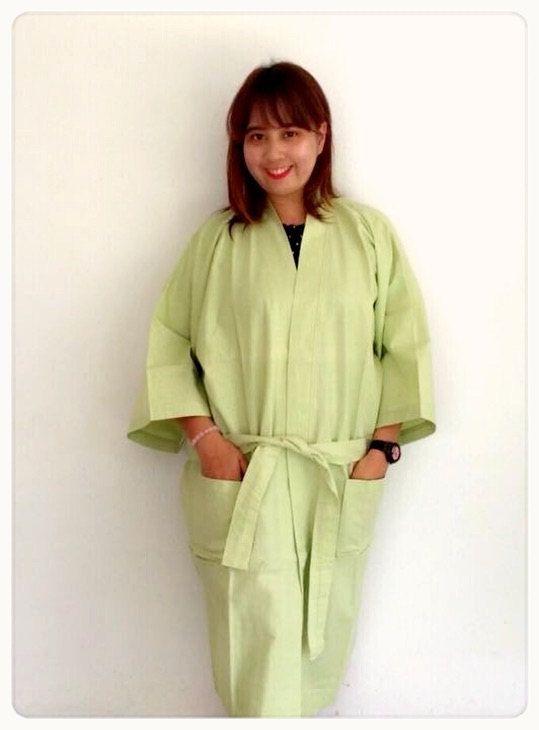ac21807117 Organic Robe Kimono