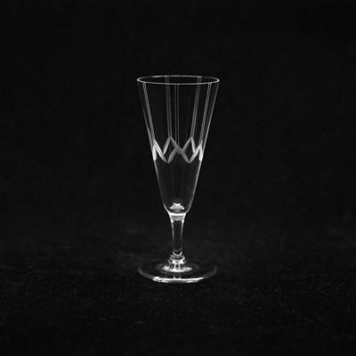 Kimura Glass 3 Oz Kikatsu Stem Glass 1907 Stemmed Glass Glass Glassware