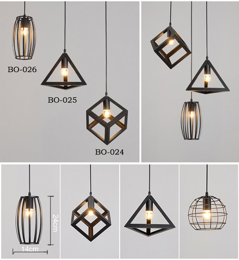 Bo 790 6 Modern Pendant Light Lighting Design Interior Pendant Lamp Dining