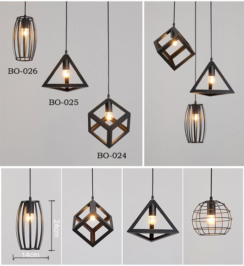 Bo 790 6 Modern Pendant Light Pendant Lamp Dining Lamp Design