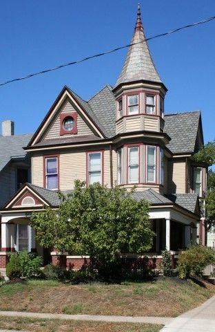 historic home on dayton lane in hamilton ohio butler county rh pinterest com