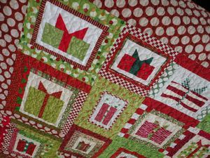 Nan and her presents ( gift) block | Inspiration - quilting ... : quilting presents - Adamdwight.com