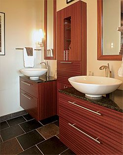 Wideopen Baths For Small Spaces  Fine Homebuilding Article Classy Bathroom Remodeling Prices Design Inspiration