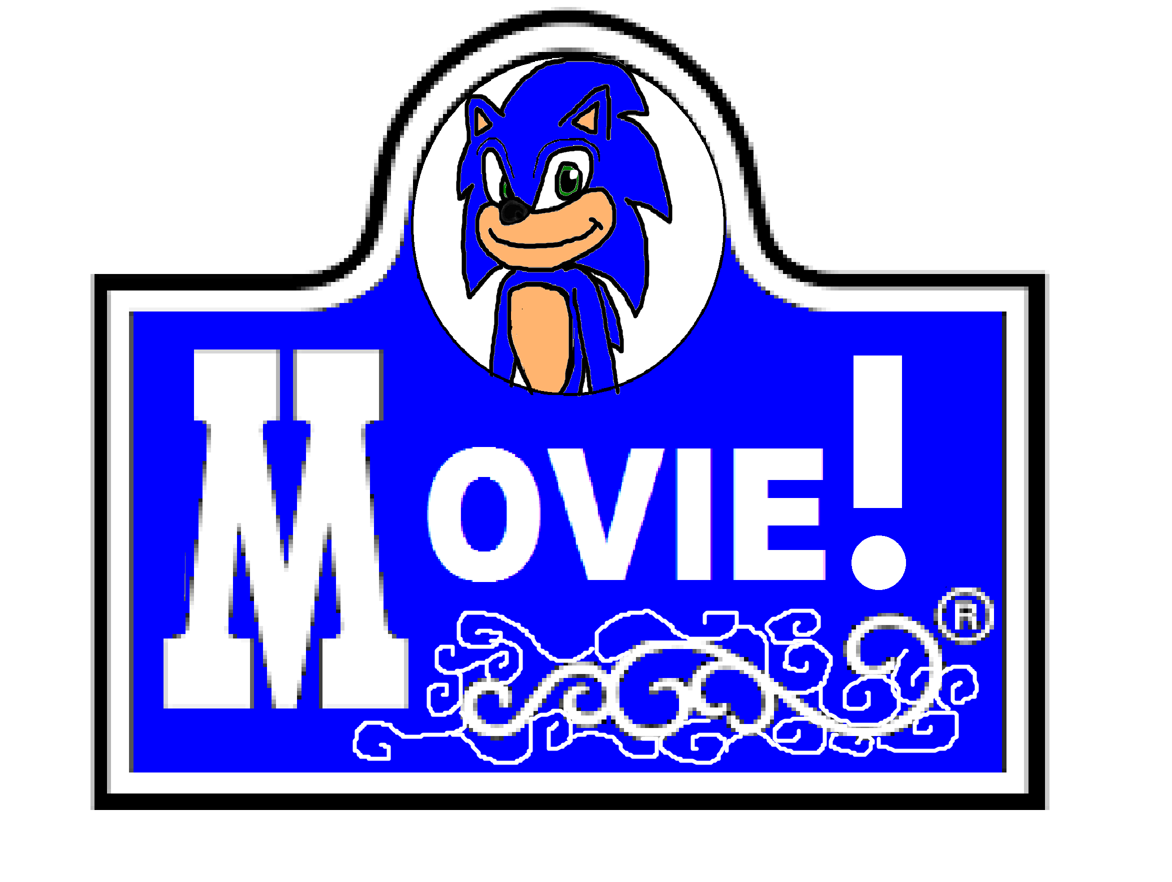 Movie Sonic As Wendy S Logo Wendys Logo Movies Sonic