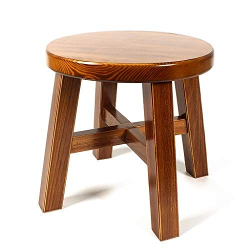 Remarkable Yanyubin Solid Wood Stool Low Stool Table And Stool Changing Customarchery Wood Chair Design Ideas Customarcherynet