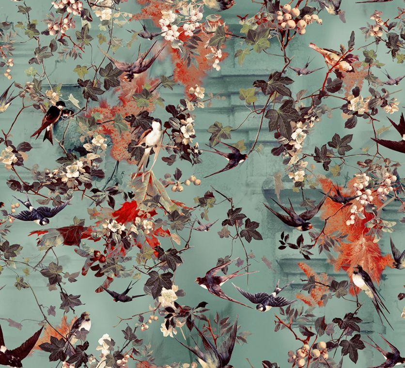 Hirondelles By Jean Paul Gaultier Ete 330602 обои