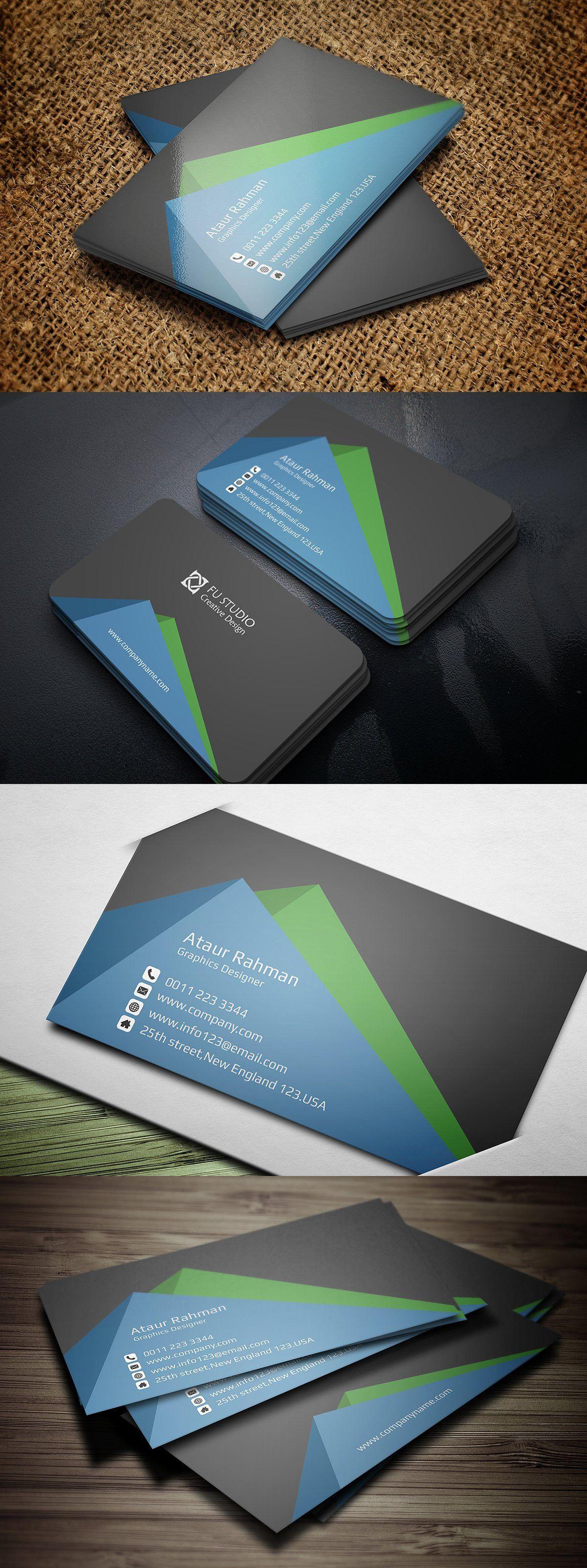 Business Card Minimal Business Card Business Cards Cards