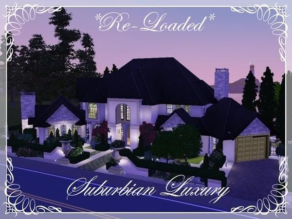 LightSide93's Suburbian Luxury *Re-loaded*
