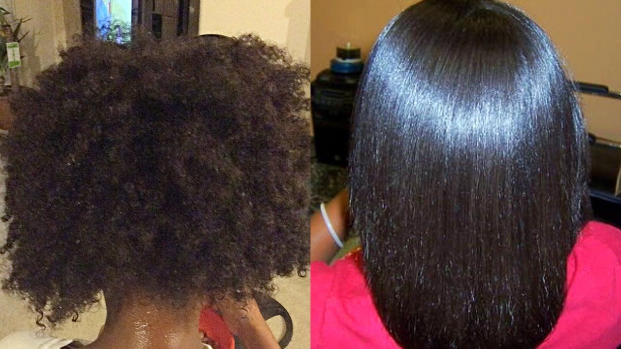 Natural Hair Kid Styles The Perfect Flat Iron Press For Little Girls Flat Iron Hair Styles Kids Hairstyles Natural Hair Styles