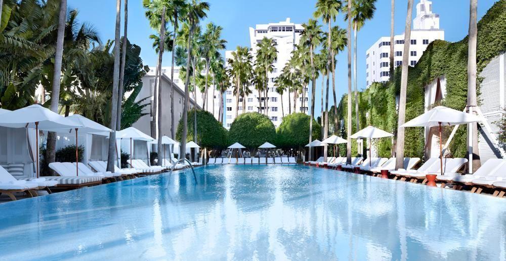 Miami Delano Hotel South Beach Luxury Magellan Hotels