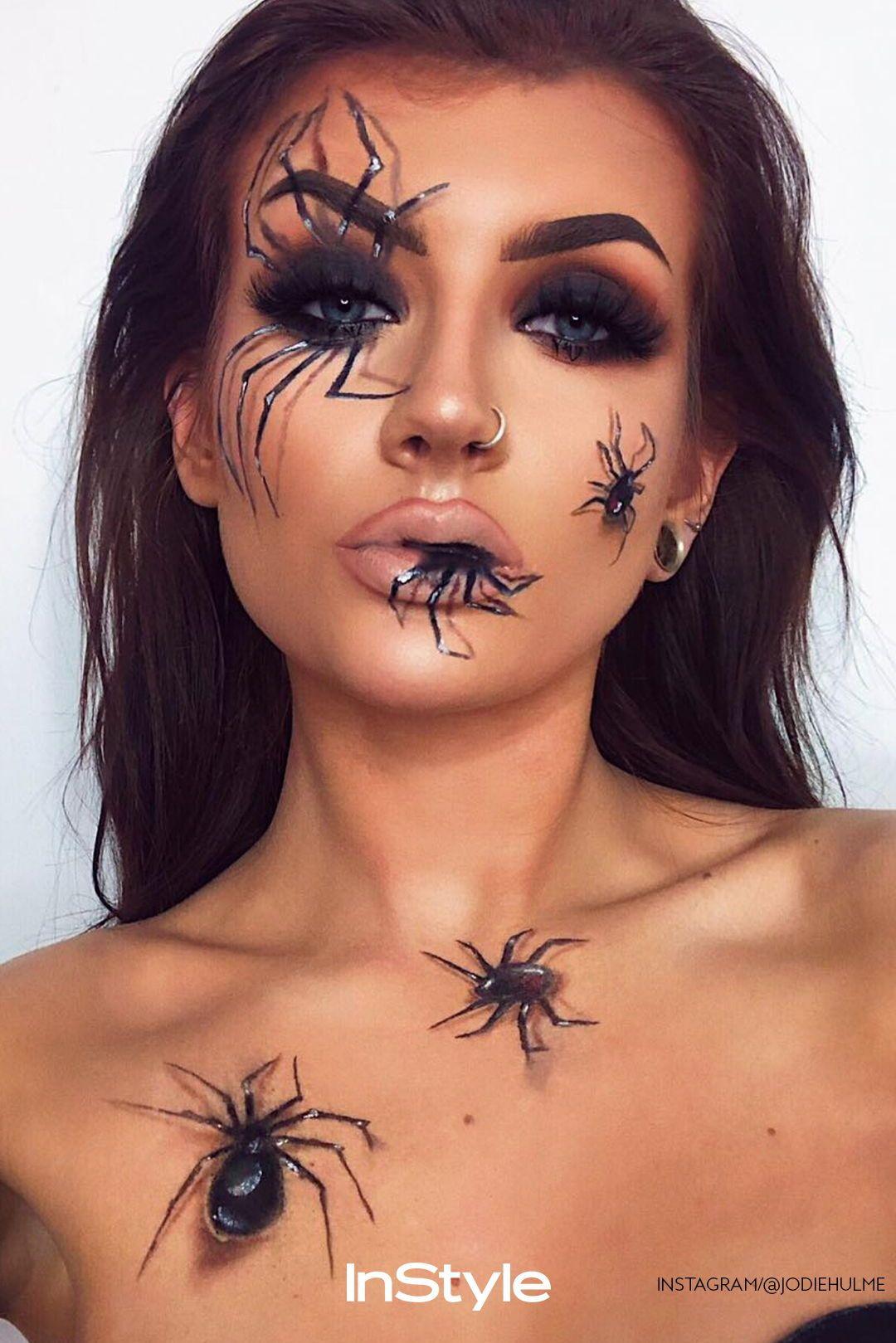 Photo of Die 10 besten Halloween Make-up-Ideen auf Instagram, die dich zur Beauty-Queen machen