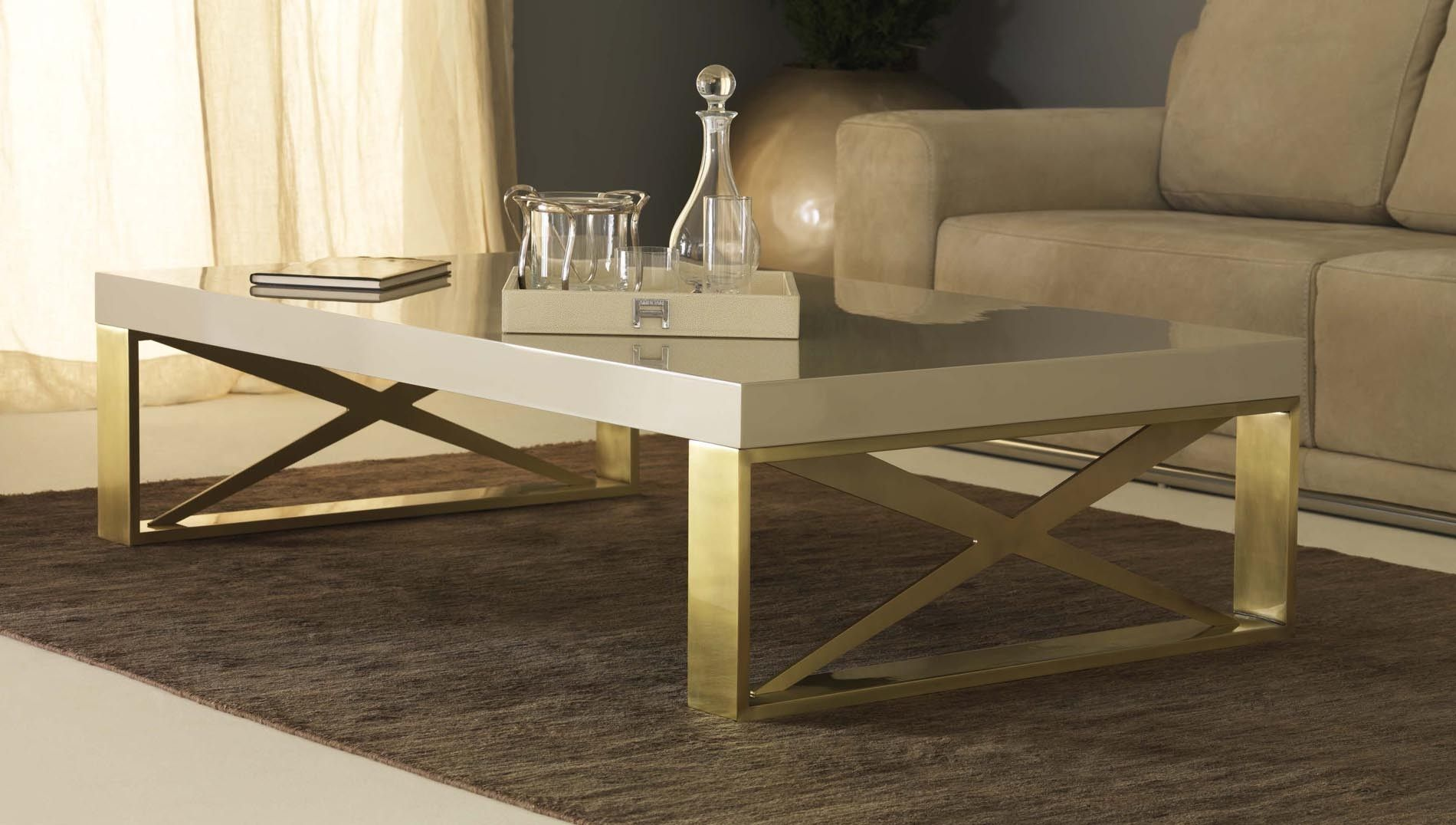 Gold Coffee Table Design Ideas You Will Covet Mdf