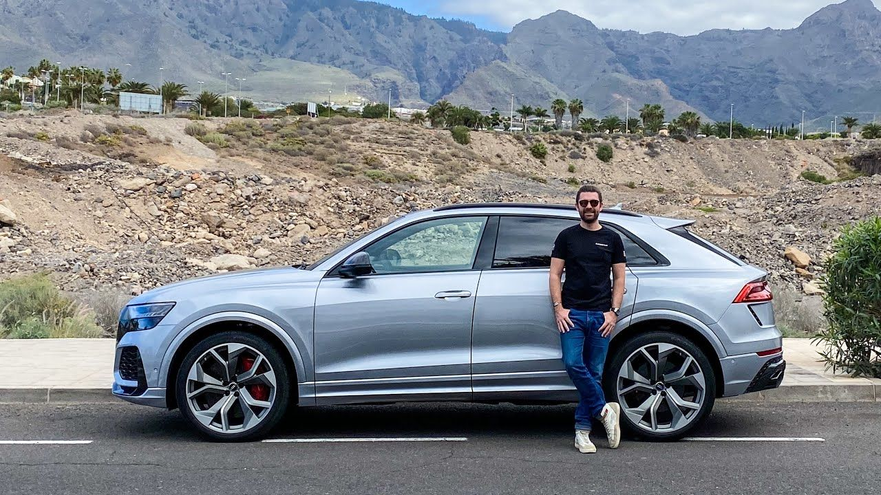 New 2020 Audi Rs Q8 First Drive In 2020 Audi Rs Audi First Drive
