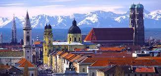 Картинки по запросу Die beste Aussicht auf München nur Fotos