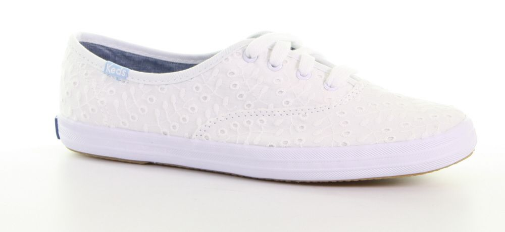 Keds White Sneakers Wit Lace WF 52477 online kopen