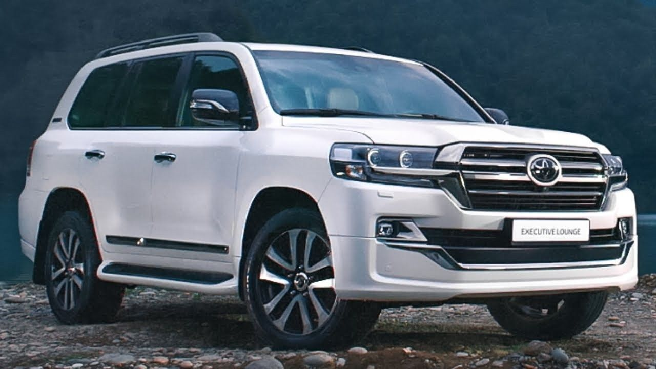 Toyota Land Cruiser 2020 Model Price and Release Date