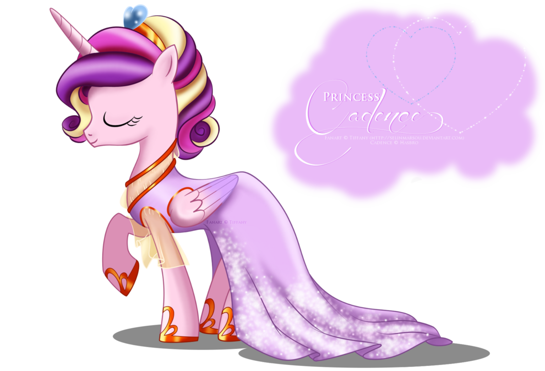 Gala fashion 2013 cadence my little pony poney et robe - Pictures of princess cadence ...