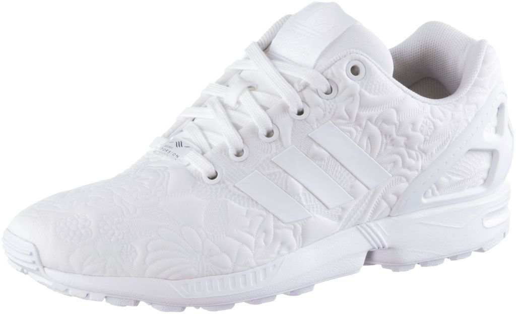 separation shoes 8808a 1f5f0 ... new zealand 4056567404481 adidas zx flux w sneaker damen weiß 147c8  3f660