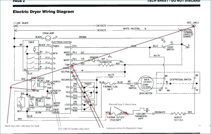 Wiring Diagram For Kenmore 80 Series Dryer